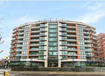 Thumbnail 3 bed flat to rent in St Johns Wood Road, London