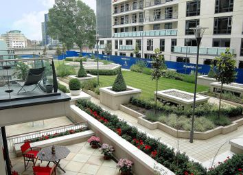 Thumbnail 2 bed flat for sale in Regal House, Imperial Wharf
