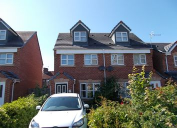 Thumbnail 3 bed semi-detached house to rent in Mystery Close, Liverpool