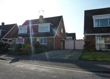 Thumbnail 3 bed semi-detached house to rent in Corner Farm Road, Staplehurst, Tonbridge