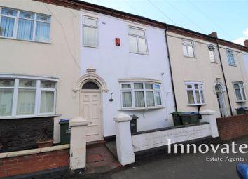 3 bed terraced house for sale in Legge Street, West Bromwich B70