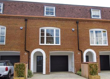 Thumbnail 4 bed terraced house to rent in St. Leonards Road, Windsor