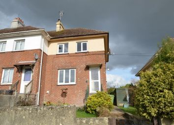 Thumbnail 2 bedroom end terrace house to rent in Church Road, Ideford, Chudleigh