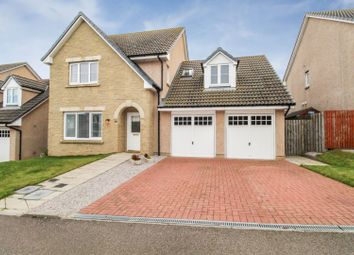 Thumbnail 4 bedroom detached house for sale in Braehead Drive, Stonehaven