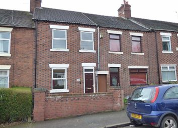 Thumbnail 3 bed terraced house for sale in Church Street, Silverdale, Newcastle-Under-Lyme
