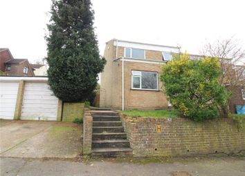 Thumbnail 3 bed end terrace house for sale in The Braes, Higham, Rochester