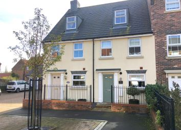 Thumbnail 3 bed terraced house for sale in Gallows Lane, Norby, Thirsk