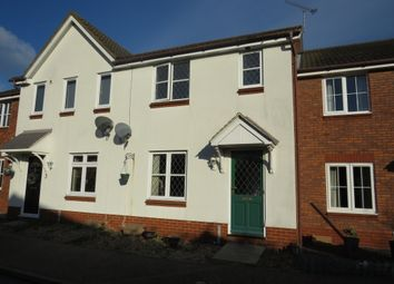 Thumbnail 3 bed terraced house for sale in Brights Walk, Kesgrave, Ipswich