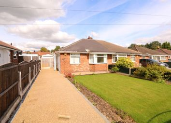 Thumbnail 2 bed bungalow for sale in Thompson Road, Denton, Manchester