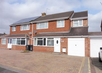 Thumbnail 5 bed semi-detached house for sale in Hatherley Road, Swindon