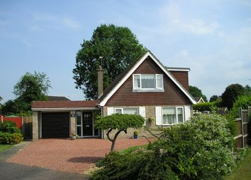 Thumbnail 4 bed detached bungalow for sale in Nelson Court, Watton, Thetford