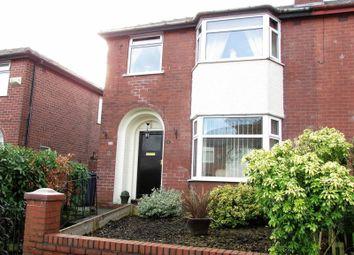 Thumbnail 3 bed semi-detached house for sale in Douglas Avenue, Bury