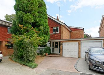 Thumbnail 4 bed detached house for sale in Yew Tree Close, New Barn, Kent