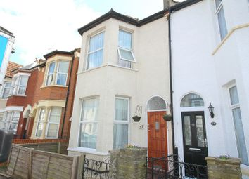 Thumbnail 3 bed terraced house to rent in Rayleigh Avenue, Westcliff-On-Sea