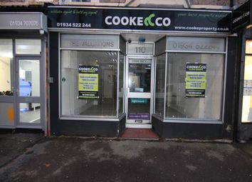 Thumbnail Commercial property to let in High Street, Worle, Weston-Super-Mare