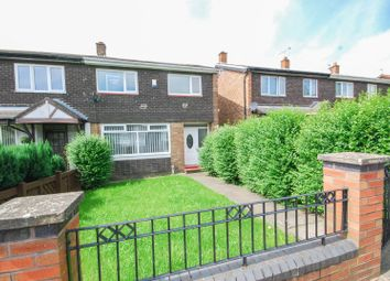 Thumbnail 3 bed semi-detached house for sale in Banbury Avenue, Sunderland