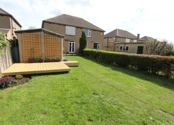 Thumbnail 3 bed semi-detached house for sale in Carr Manor View, Meanwood, Leeds