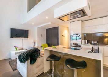 Thumbnail 1 bed flat for sale in Marconi House, The Strand