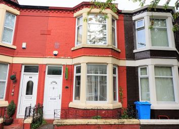 Thumbnail 2 bed terraced house for sale in Ince Avenue, Liverpool