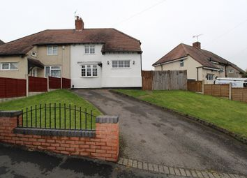 Thumbnail 3 bed semi-detached house for sale in Ashwood Avenue, Wordsley