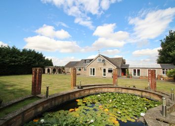 Thumbnail 5 bed property for sale in Hitcham, Ipswich, Suffolk