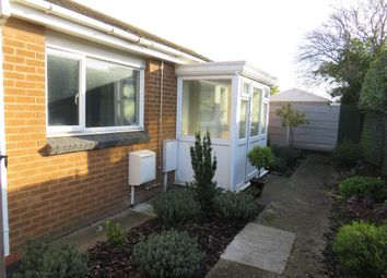 Thumbnail 2 bed detached bungalow for sale in Goodacre Street, Mansfield