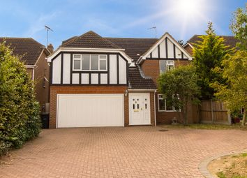 Thumbnail 6 bed detached house for sale in Rectory Avenue, Rochford