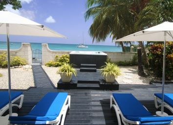 Thumbnail 3 bed villa for sale in Beachfront Villa, Reeds Bay, St. James