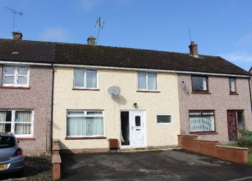 Thumbnail 3 bed terraced house for sale in Whitecross Avenue, Dunblane, Dunblane