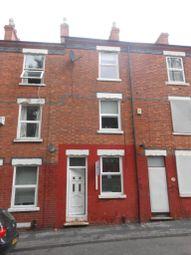 Thumbnail 4 bedroom terraced house to rent in Ben Street, Nottingham