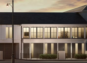 Thumbnail 3 bedroom town house for sale in North Road, Hertford