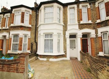 Thumbnail 1 bed terraced house for sale in Little Ilford Lane, Manor Park, London