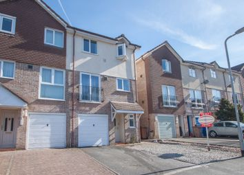 Thumbnail 3 bed town house for sale in Holne Chase, Plymouth