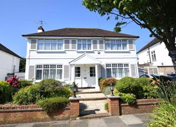 Thumbnail 4 bed detached house for sale in Rowben Close, London