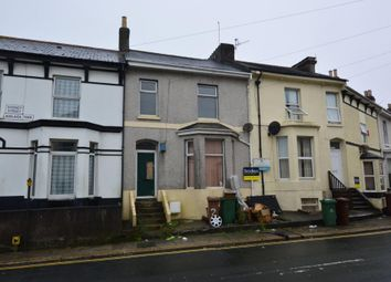 Thumbnail 4 bed terraced house for sale in Adelaide Terrace, Plymouth, Devon