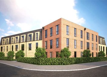 Thumbnail 2 bed flat for sale in The Chess, Heysham Drive, Watford, Hertfordshire