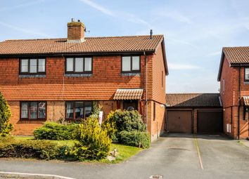 Thumbnail 3 bed semi-detached house to rent in 30 Pontwilym, Brecon LD39BT