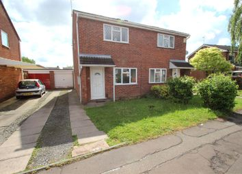 Thumbnail 2 bed semi-detached house for sale in Dorchester Way, Walsgrave, Coventry