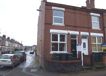 Thumbnail 2 bedroom end terrace house for sale in Sovereign Road, Earlsdon, Coventry, West Midlands