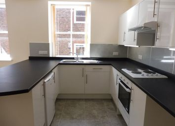 Thumbnail 2 bed flat to rent in New Street, Louth, Lincolnshire