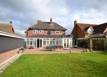 Thumbnail 4 bed property for sale in Falkenham, Ipswich