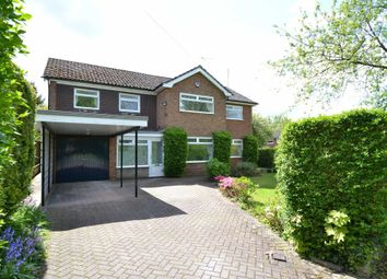 Thumbnail 5 bed detached house to rent in Grange Park Avenue, Wilmslow