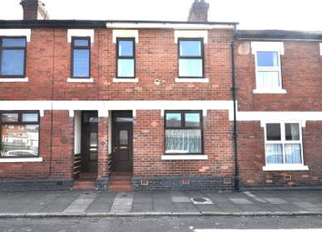 Thumbnail 2 bed terraced house for sale in Ashwell Road, Hartshill, Stoke-On-Trent, Stoke On Trent