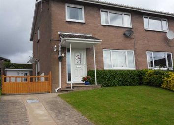 Thumbnail 3 bed semi-detached house for sale in Millbrook Court, Little Mill, Monmouthshire