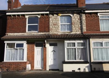 Thumbnail 2 bedroom terraced house to rent in Cemetery Road, Willenhall