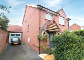 3 bed detached house for sale in Bunting Lane, Bracknell, Berkshire RG12