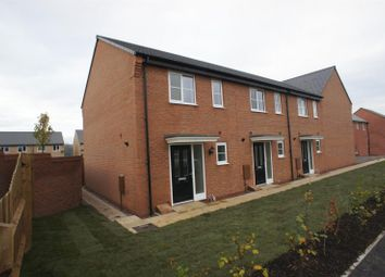 Thumbnail 2 bed semi-detached house to rent in Ramson Close, Stenson Fields, Derby