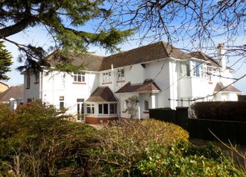 Thumbnail 2 bed flat for sale in Cranford Avenue, Exmouth, Devon
