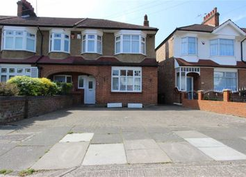 Thumbnail 3 bed end terrace house for sale in Ridge Road, Winchmore Hill, London