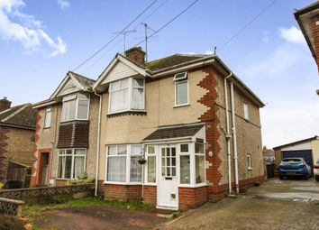 Thumbnail 3 bed semi-detached house for sale in Marina Road, Durrington, Salisbury